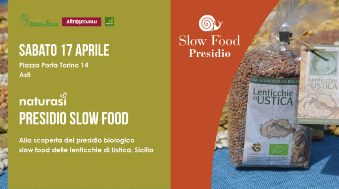 Presidio Slow Food: Lenticchie Di Ustica