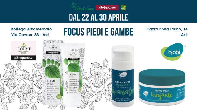 Focus Piedi E Gambe