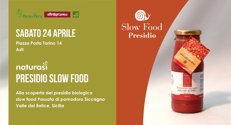 Presidio Slow Food: Passata Di Pomodoro