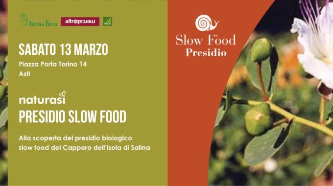 Presidio Slow Food: Cappero Dell'Isola Di Salina