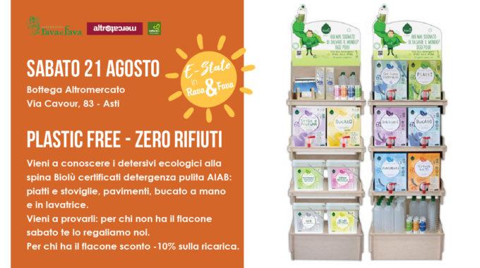 Plastic Free – Zero Rifiuti