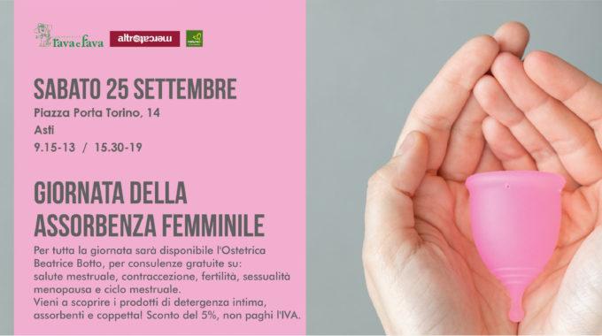 Giornata Dell'assorbenza Femminile