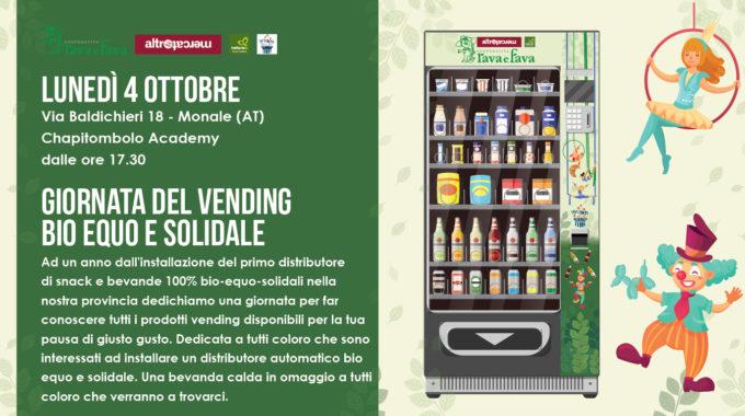Giornata Del Vending Bio Equo E Solidale