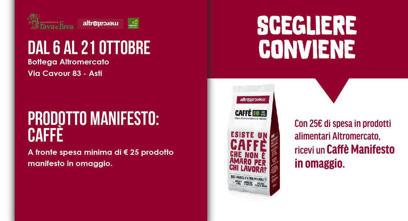 Prodotto Manifesto: Caffè