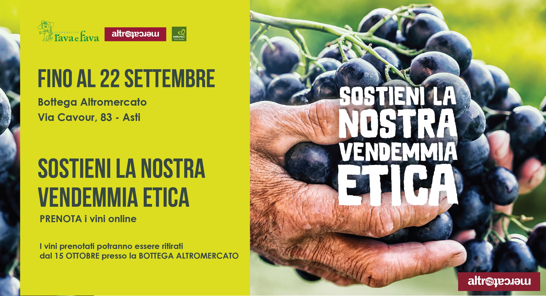 Vendemmia Etica: Prenota I Vini