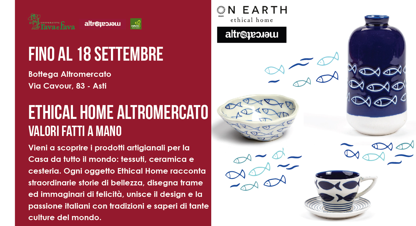 Ethical Home Altromercato