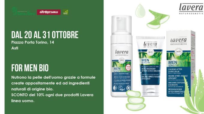 For Men Bio – Lavera