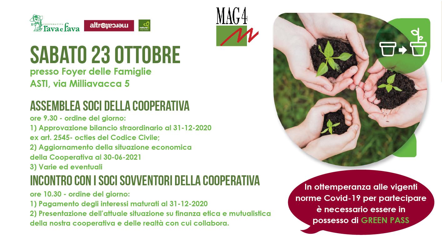 Soci Della Cooperativa